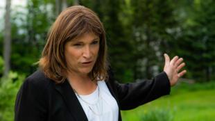 Christine Hallquist no cree que su condición de transgénero haya pesado sobre la elección de sus votantes.