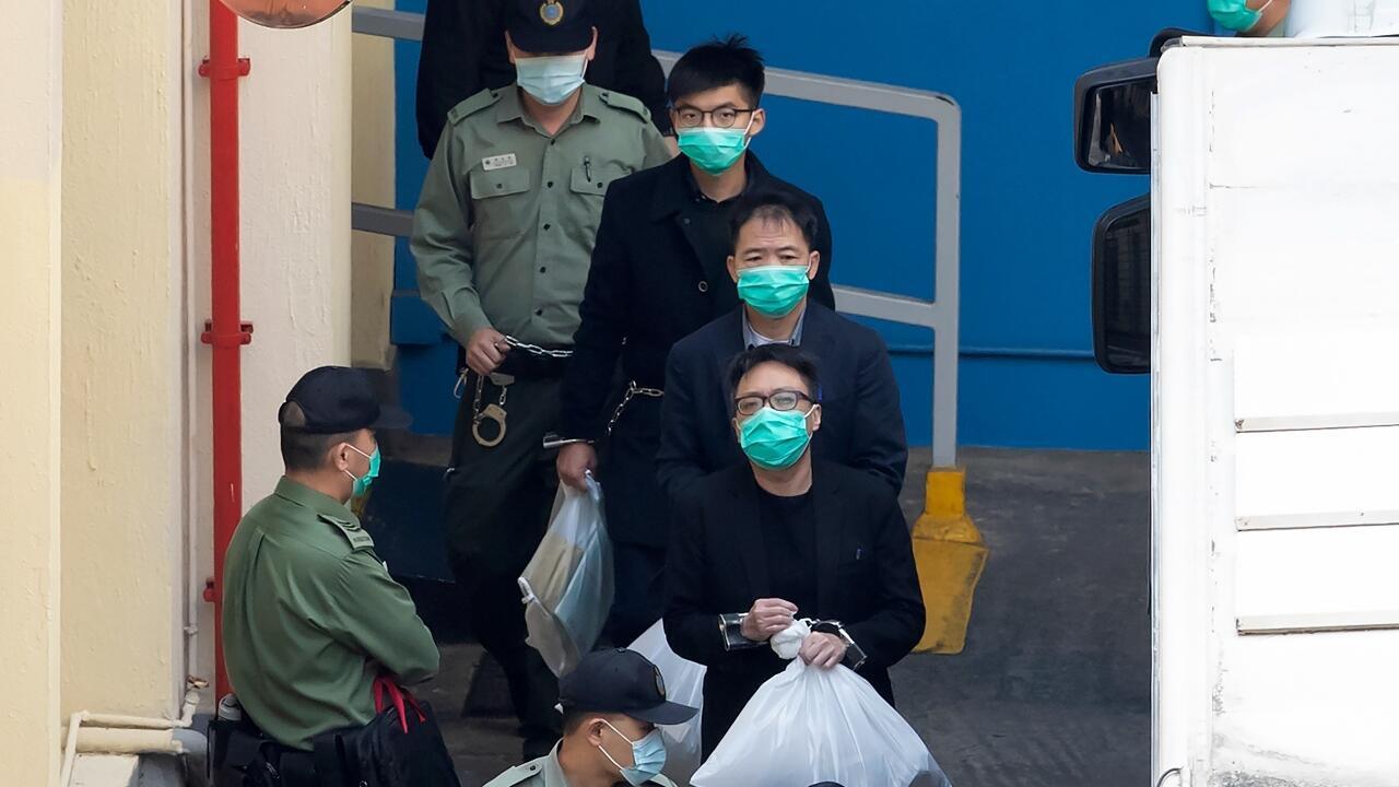 Hong Kong dissidents