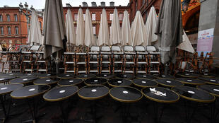 French restaurants have been closed since October 30 to halt coronavirus contagions.