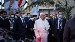 le pape day 2