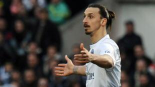 Deux tiers des Français sondés estiment que l'image de Zlatan Ibrahimovic s'est détériorée en un an.