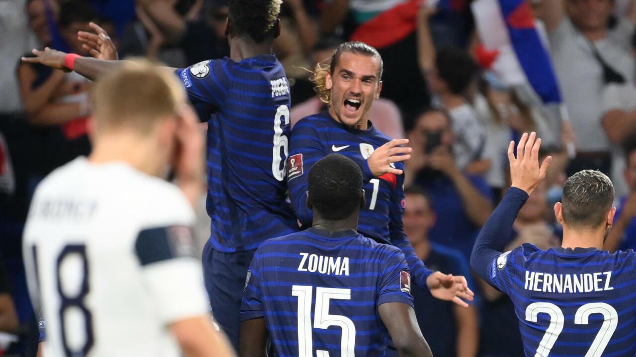 قطر 2022: فرنسا تستعيد نغمة الانتصارات بفوزها على فنلندا بهدفين مقابل لا شيء