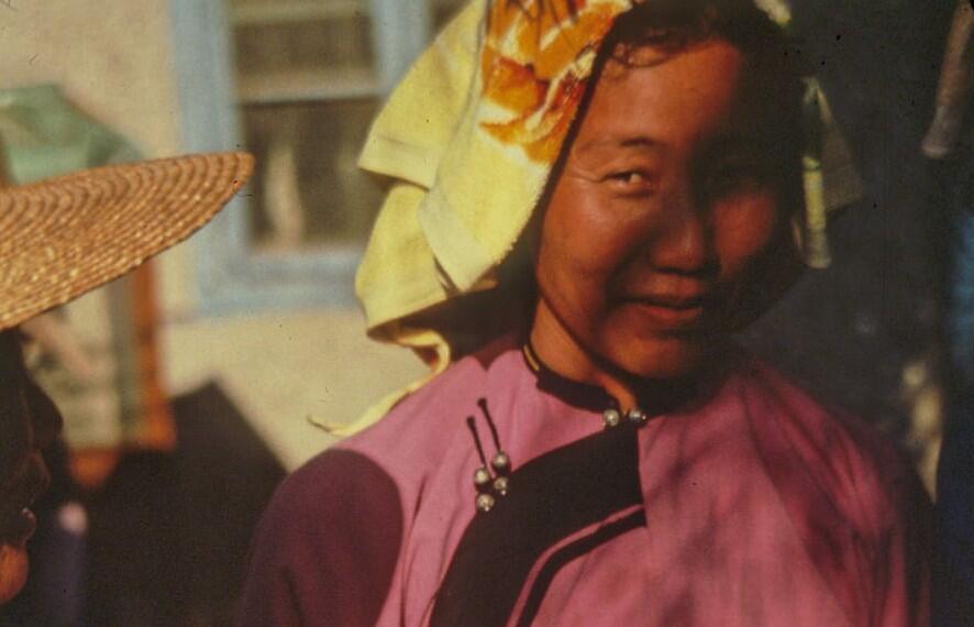 Environ 10 000 Utsul musulmans habitent sur l'île d'Hainan.