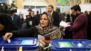 Iran vote legislatives