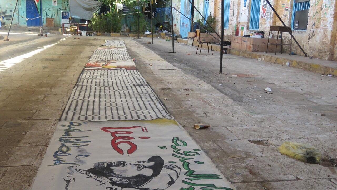 صور طاهر هاني موفد فرانس 24 إلى السودان