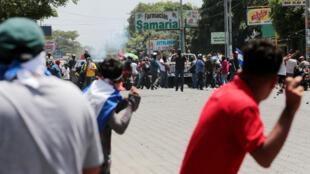 La sociedad nicaragüense ha migrado a las redes sociales para mantenerse informada sobre la crisis política y social que vive el país.