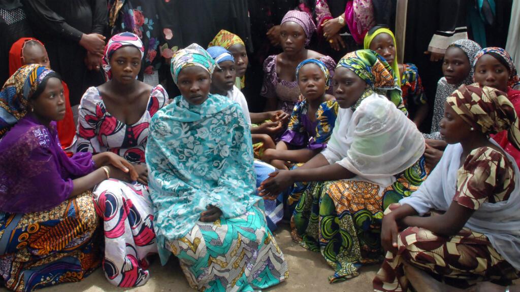 Un groupe de 57 lycéennes avait réussi à échapper à Boko Haram juste après leur enlèvement, le 13 avril 2014