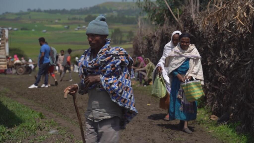 En Éthiopie, la guerre au Tigré se propage en Amhara