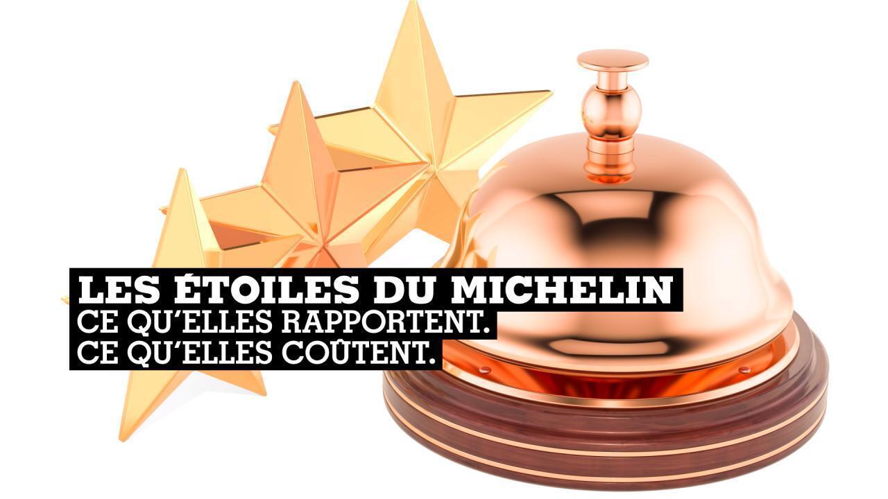 Les étoiles du Michelin, distinction suprême de la restauration