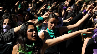Mexique feminicide 8 mars