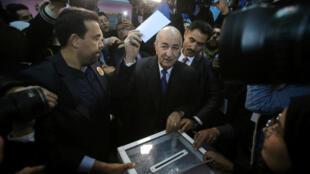 الانتخابات الرئاسية الجزائرية
