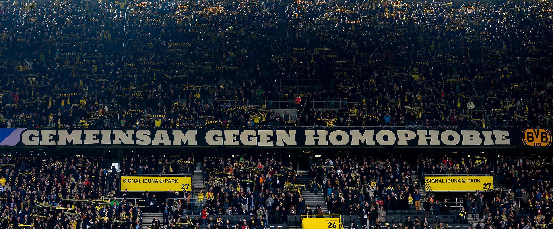 Football Bundesliga homophobie