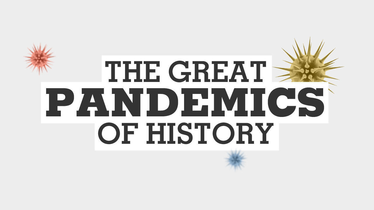 The great pandemics of history