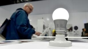 LED lightbulbs already account for half of the market and their share is growing