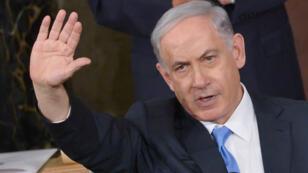 """Barack Obama a estimé, mardi 3 mars, qu'il n'y avait """"rien de neuf"""" dans les propos de Benjamin Netanyahou au Congrès."""