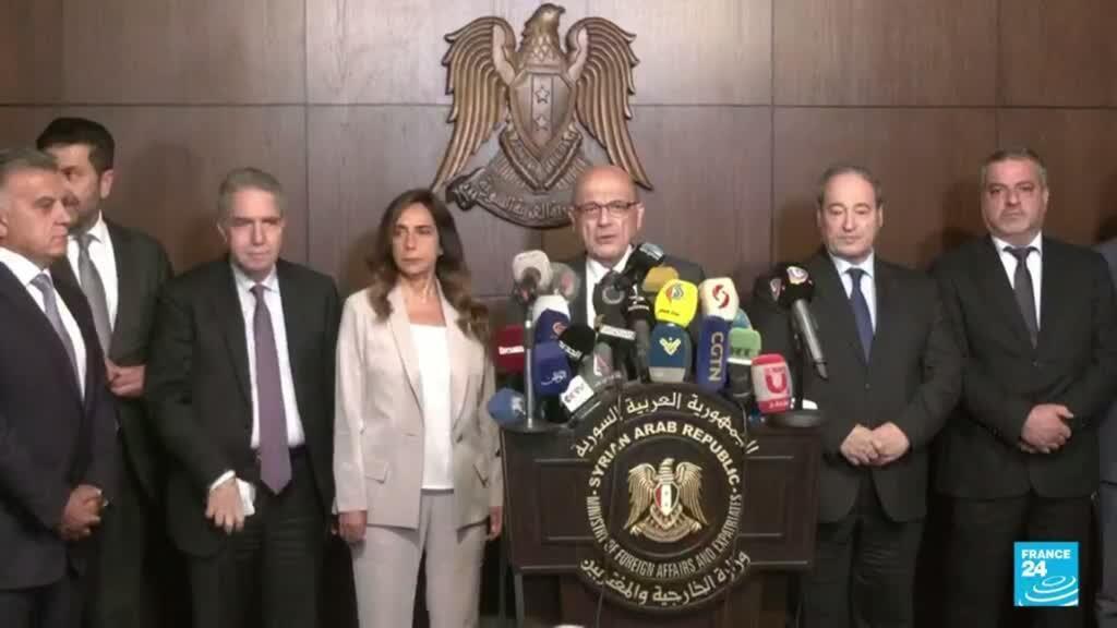 2021-09-04 19:07 Damasco acepta el paso de gas y electricidad hacia Beirut