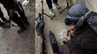 """يعتبر """"جيش الإسلام"""" أهم فصيل مسلح في الغوطة الشرقية في ريف دمشق"""