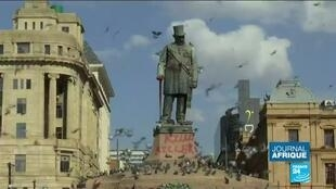 Statues Colonisateurs Racisme Afrique