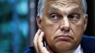 Hungary's nationalist Prime Minister Viktor Orban said Friday that foreigners and migration are to blame for the appearance and spread of coronavirus in Hungary.