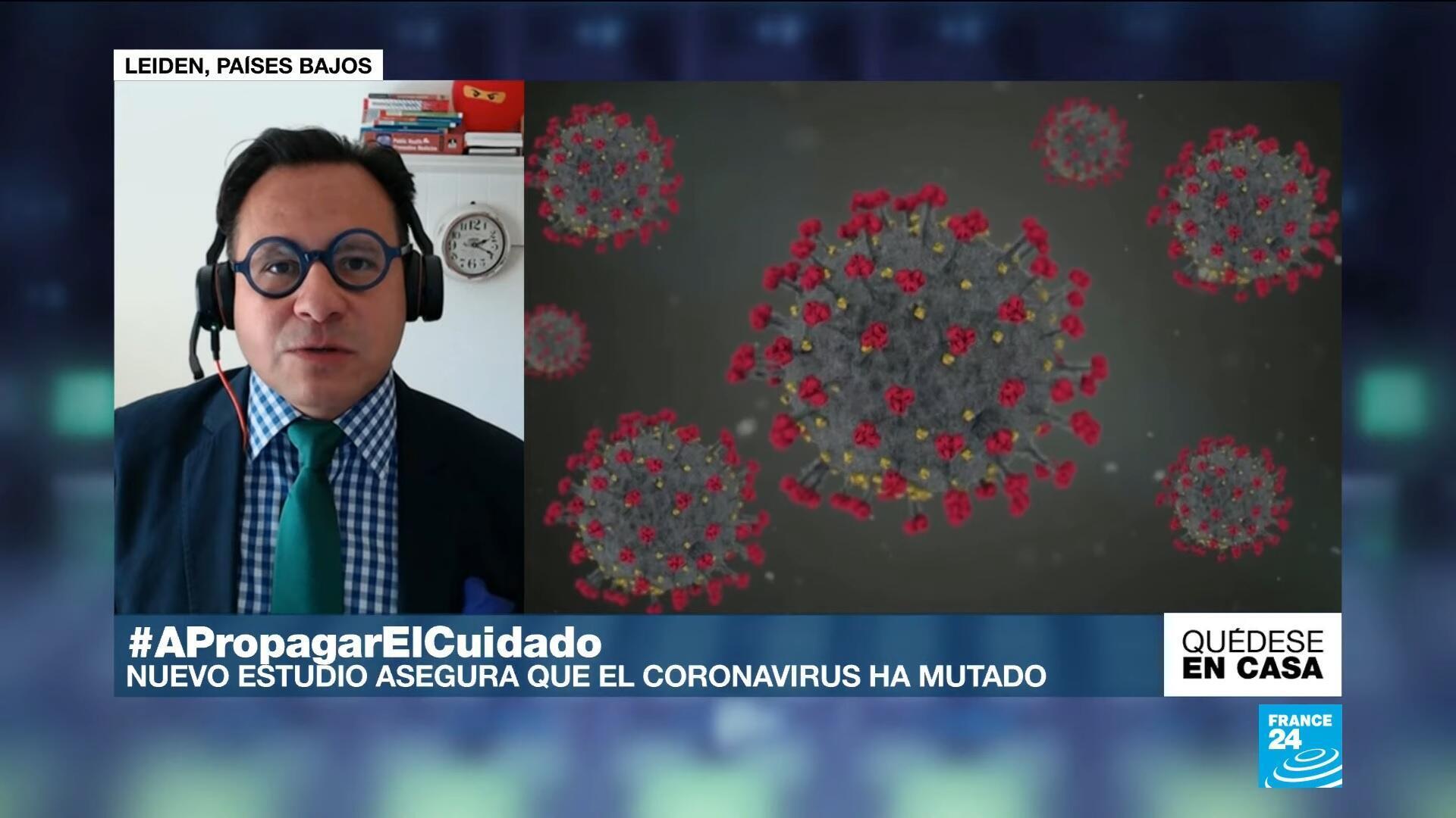 Consulta con el Medico cada cuanto muta el coronavirus