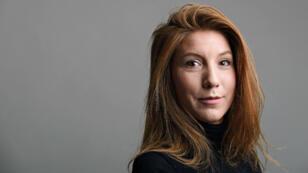 La journaliste suédoise Kim Wall, 30 ans, a disparu le 10 août 2017.
