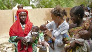 Sophie Pétronin est engagée en tant qu'humanitaire à Gao depuis 2000.
