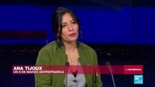 La entrevista Ana Tijoux