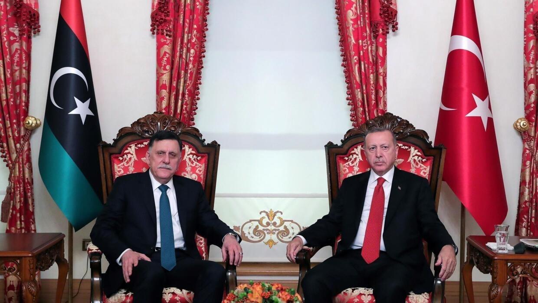 Turkey's lawmakers to vote on sending troops to Libya, Erdogan says