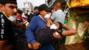 Irak-protestas-4-muertos-14-nov-Reuters