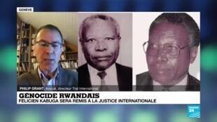 2020-09-30 21:05 Rwanda: Félicien Kabuga sera remis à la justice internationale