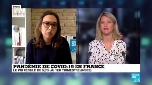 2020-04-30 09:03 Covid-19 en France : Le PIB recule de 5,8 % au 1er trimestre