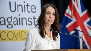 New Zealand Prime Minister Jacinda Ardern is experiencing record high support