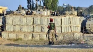 جنود مصريون في سيناء