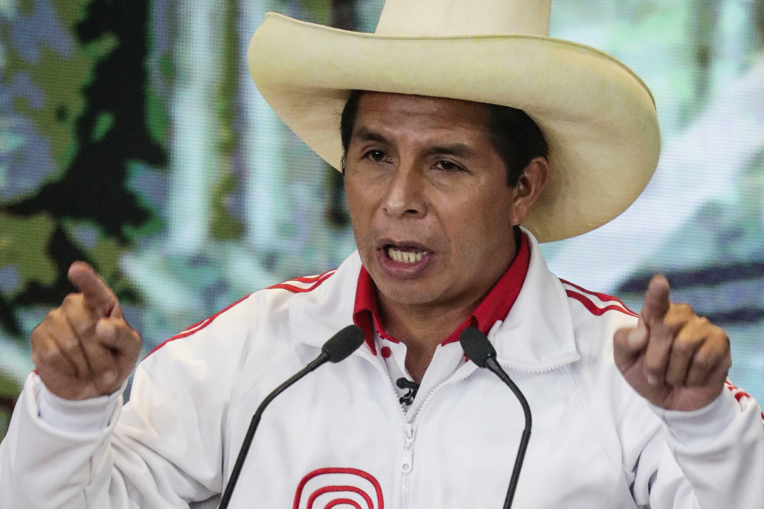 Pedro Castillo was born in Puna, a town in Cajamarca, where he worked as a rural school teacher