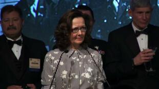 Gina Haspel, à Washington, en octobre 2017.