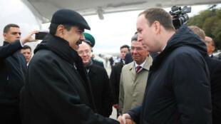 El presidente Nicolás Maduro anuncia su llegada a la visita oficial en Rusia. 24/09/2019