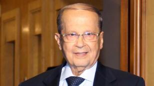 Élu par le Parlement, l'ex-général Michel Aoun est le treizième président du Liban.
