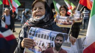 Navid Afkari condamné à mort