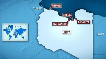 Battleground Libya