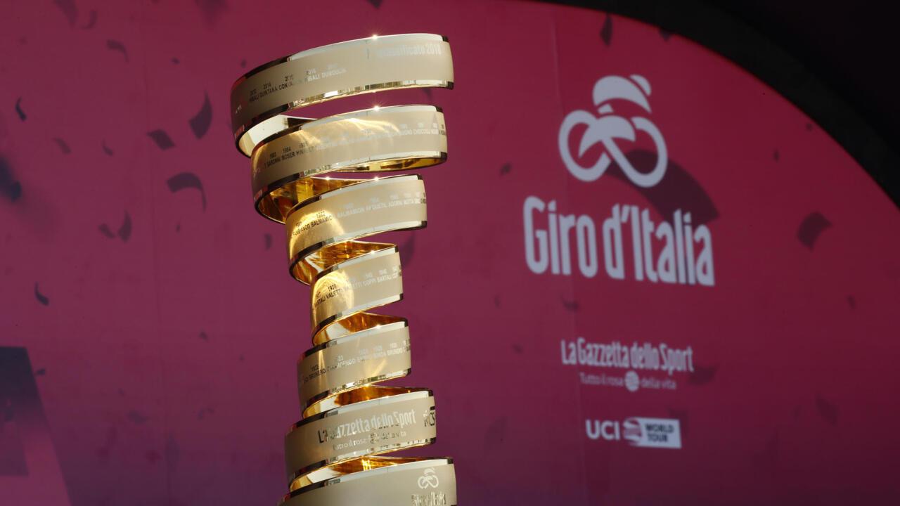'Dark horse' Evenepoel challenges Yates, Bernal in Giro d'Italia