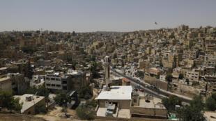 العاصمة الأردنية عمان في 08 حزيران/يونيو 2018