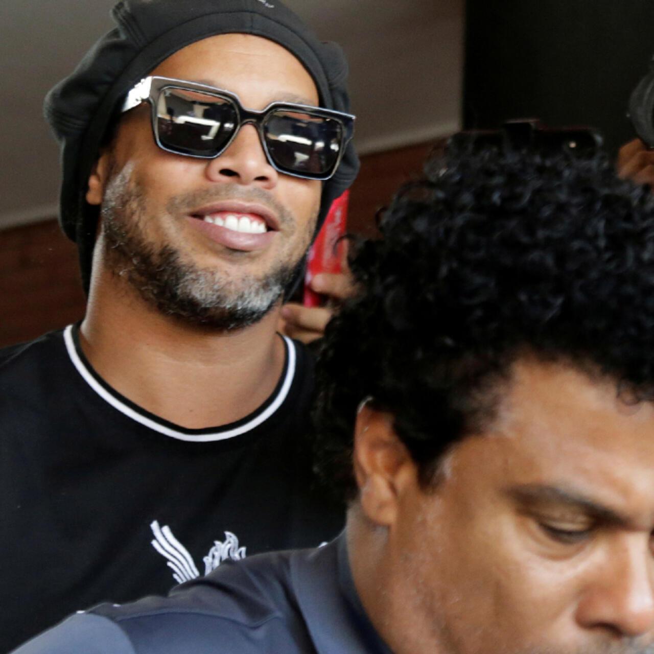 Football star Ronaldinho to be freed from Paraguyan jail