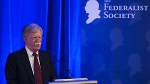 US National Security Advisor John Bolton praises the British people for voting to leave the European Union
