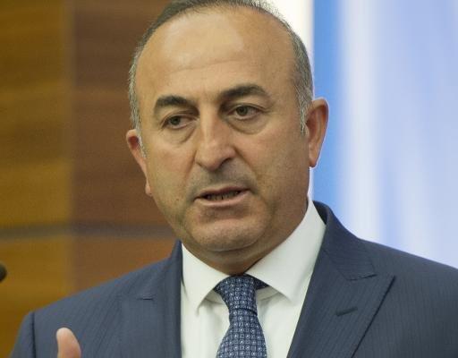 وزير الخارجية التركية مولود تشاوش أوغلو