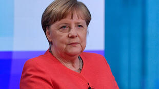 German Chancellor Angela Merkel, pictured at an interview June 4, 2020, has been a pointed critic of Trump's go-it-alone positions