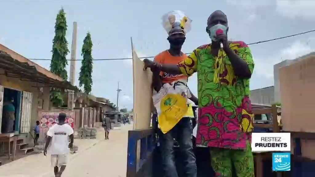 2020-05-14 09:13 Élections municipales au Bénin : Une campagne à l'heure du Covid-19