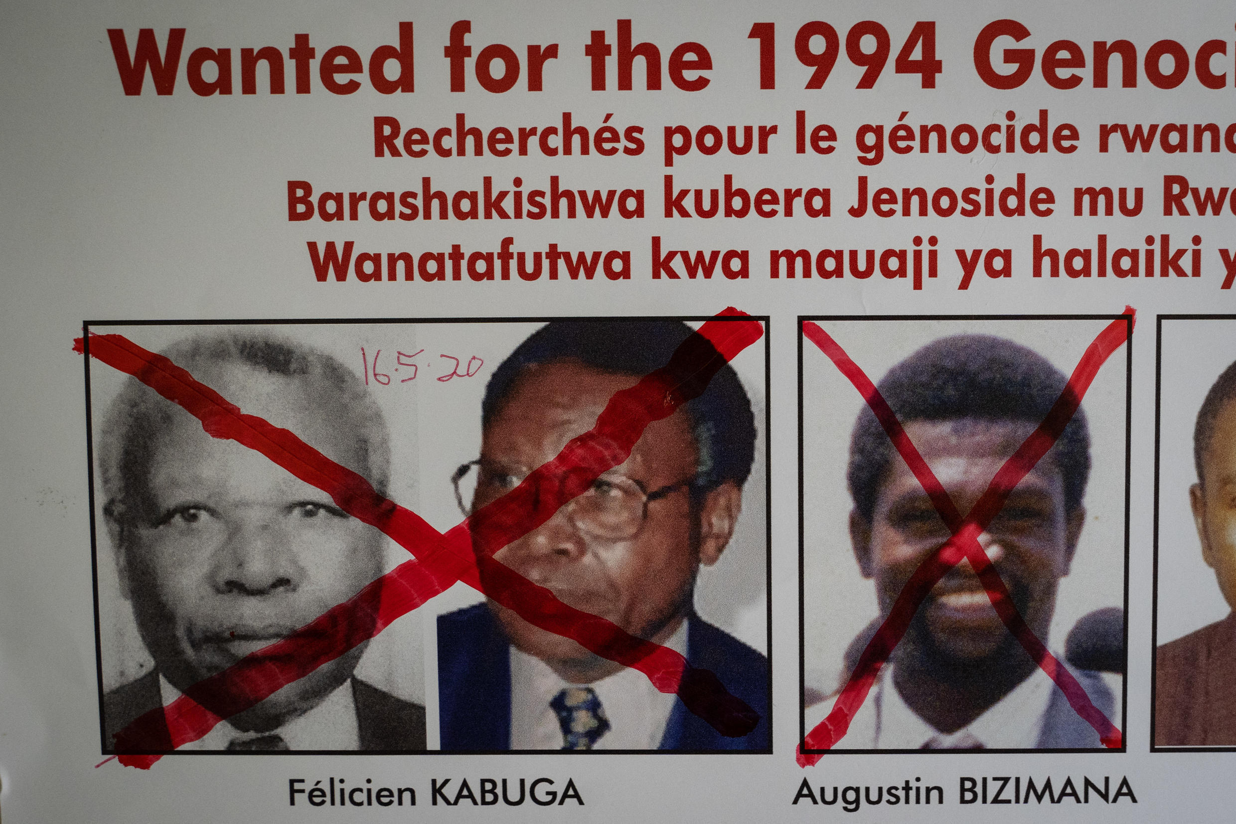 Actively wanted by international justice for twenty-five years, Félicien Kabuga, a Rwandan businessman considered to be the alleged financier of the 1994 genocide, was arrested on Saturday May 16 in the Paris region.
