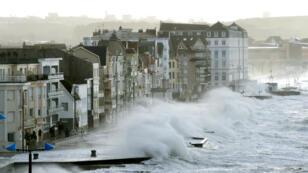 La tempête Eleanor a privé quelque 225—000 foyers d'électricité, selon Enedis.