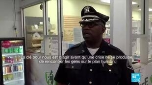 2020-06-15 12:12 Camden, modèle de restructuration des forces de police aux États-Unis