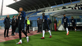À Sofia, les Bleus peuvent faire un grand pas vers le Mondial russe.